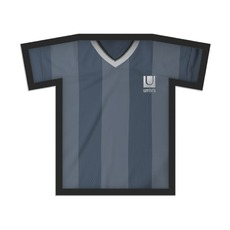 Рамка для футболки T-frame, средняя, черная