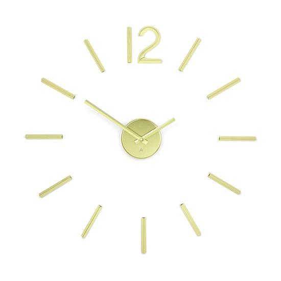 Часы настенные Blink, латунь