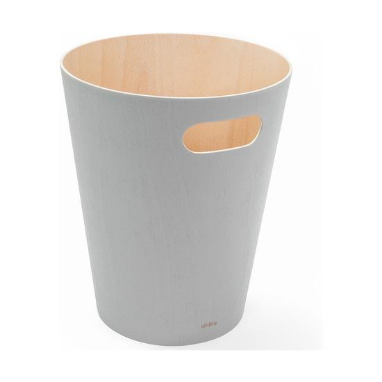Корзина для мусора Woodrow, серая