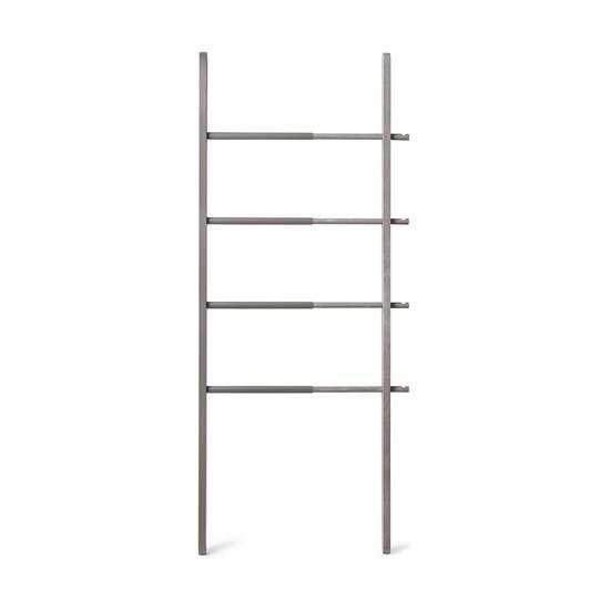 Вешалка-лестница Hub, серая