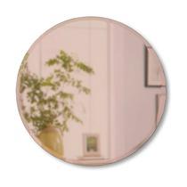 Зеркало настенное Hub D91 см, медь