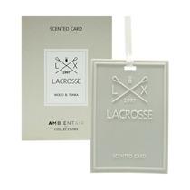 Карточка ароматическая Lacrosse Дерево и Тонка