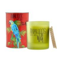 Свеча ароматическая Animikados Wild Citrus Paradise, 40 ч