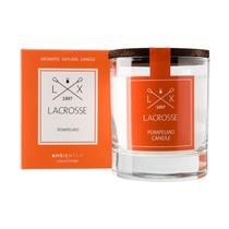 Свеча ароматическая Lacrosse Грейпфрут, круглая, 40 ч