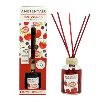 Диффузор ароматический Ambientair Красные фрукты, 50 мл