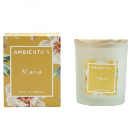Свеча ароматическая Ambientair Floral Мимоза, 30 ч