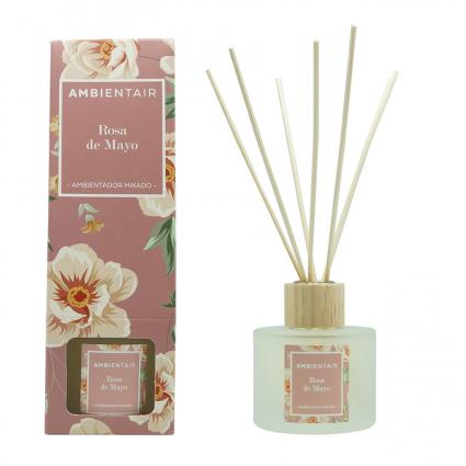 Диффузор ароматический Ambientair Floral Майская роза, 100 мл