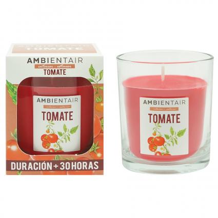 Свеча ароматическая Ambientair Garden Томатный лист, 30 ч