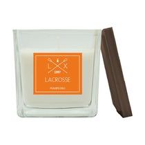 Свеча ароматическая в стекле Ambientair Грейпфрут, 8х8 см