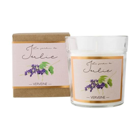 Свеча ароматическая Le Jardin De Julie Вербена, 30 ч