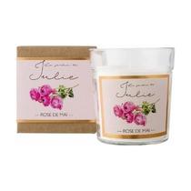 Свеча ароматическая Le Jardin De Julie Майская роза, 30 ч