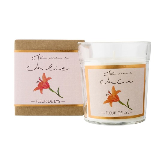 Свеча ароматическая Ambientair Le jardin de julie - Лилия