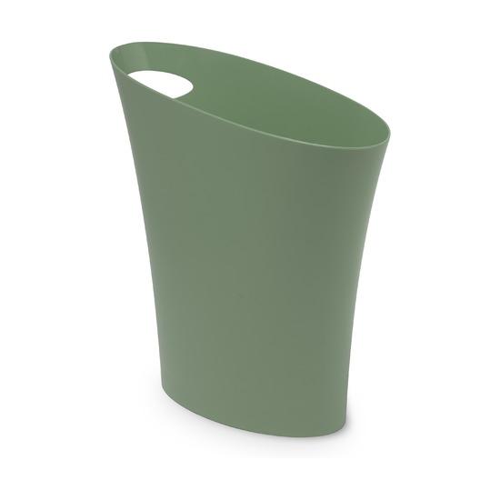 Контейнер мусорный Skinny, зеленый