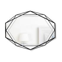 Зеркало настенное Prisma, чёрный