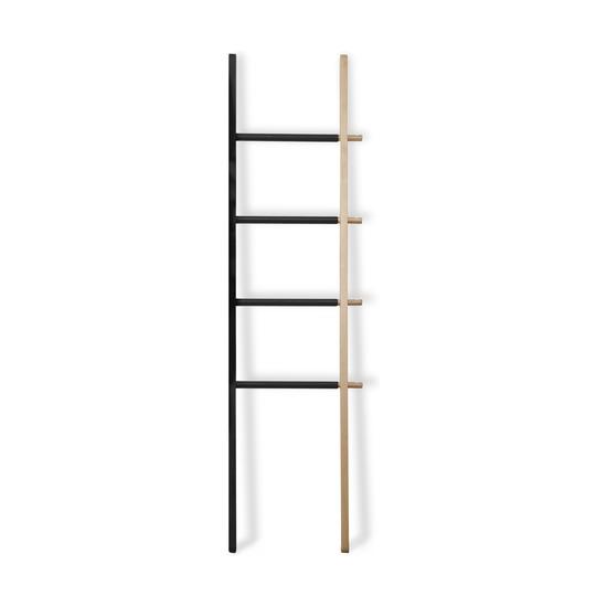 Вешалка-лестница Hub, чёрная