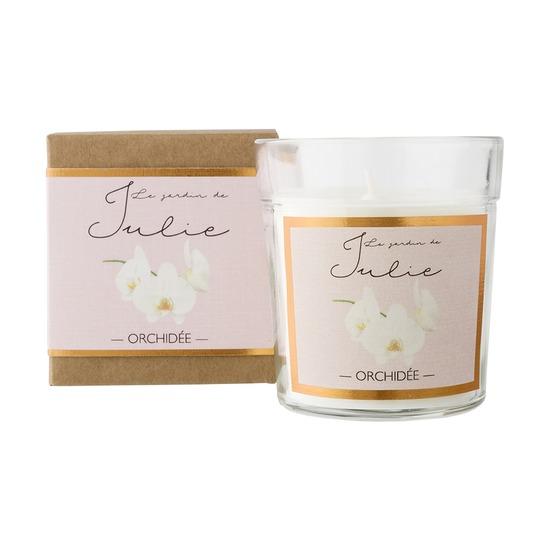 Свеча ароматическая Le Jardin De Julie Орхидея, 30 ч