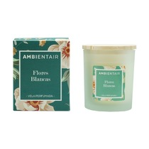 Свеча ароматическая Ambientair Floral Белые цветы, 30 ч