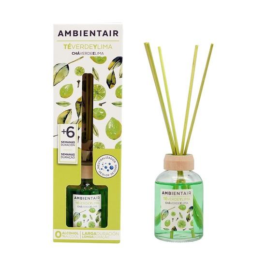 Диффузор ароматический Ambientair Зеленый чай и лайм, 50 мл