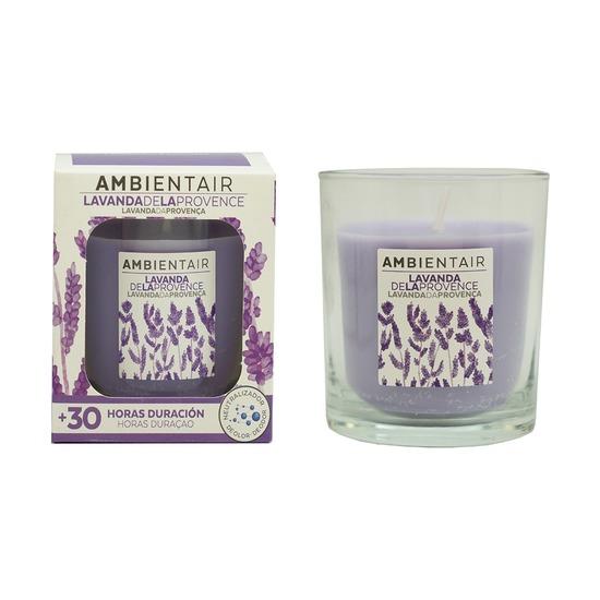 Свеча ароматическая Ambientair, Французская лаванда, 30 ч