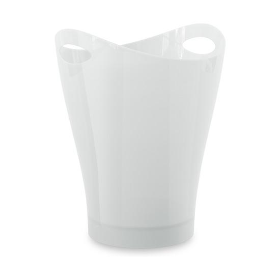 Корзина для мусора Garbino, 9 л, белая