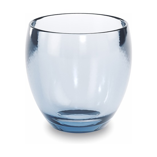 Стакан для зубных щеток Droplet, синий