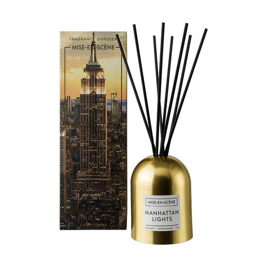 Диффузор ароматический Mise En Scene Manhattan Lights, 200 мл