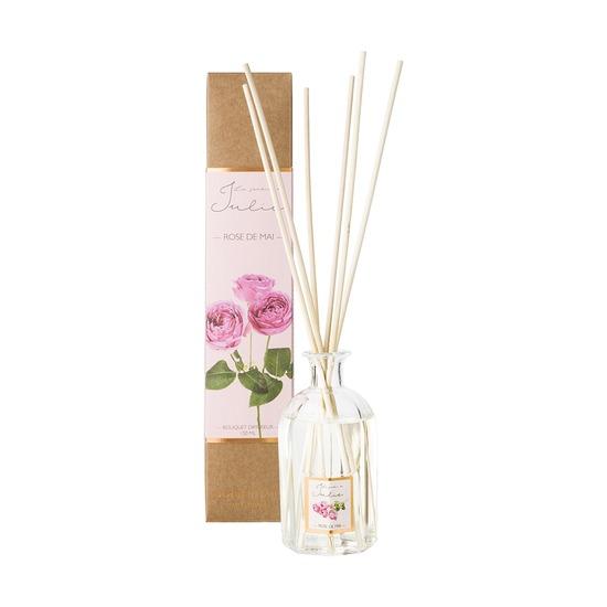 Диффузор ароматический Le Jardin De Julie Майская роза, 150 мл