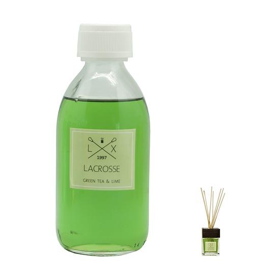 Наполнитель для диффузора Lacrosse Зеленый чай и лайм, 250 мл