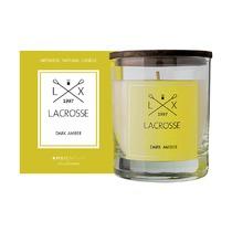 Свеча ароматическая Lacrosse Амбра, круглая, 40 ч