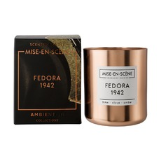 Свеча ароматическая Mise En Scene Fedora 1942, 50 ч