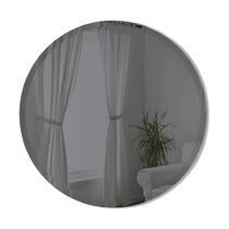 Зеркало настенное Hub, 61 см, дымчатое