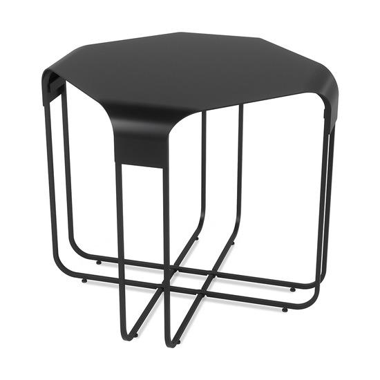 Столик приставной Graph, черный