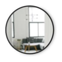 Зеркало настенное Hub, 45 см, черное