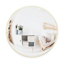 Зеркало сферическое Convexa, 59 см, латунь