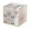 Фоторамка-куб Ice Frame, матовая латунь