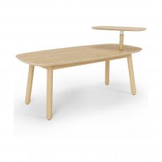 Столик кофейный Swivo, натуральное дерево