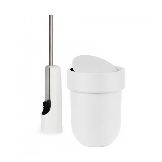 Набор для туалета Touch White