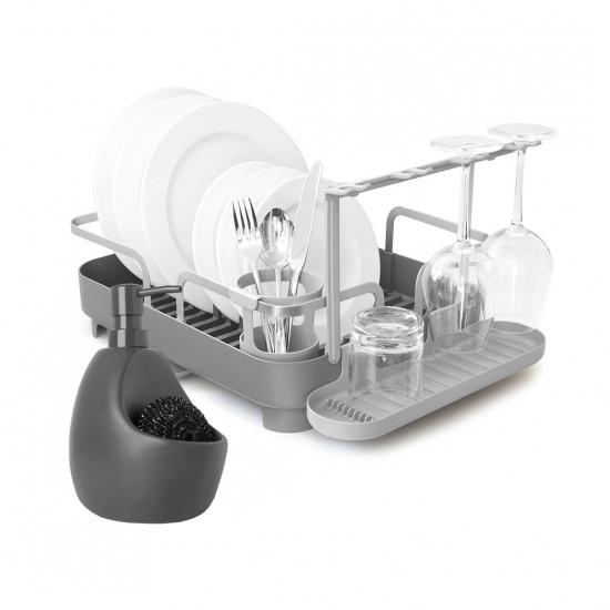 Набор для мытья посуды Holster Gray