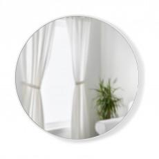 Зеркало настенное Hub, 91 см, белое