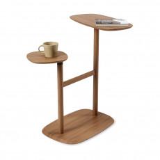 Столик приставной Swivo, светлый орех